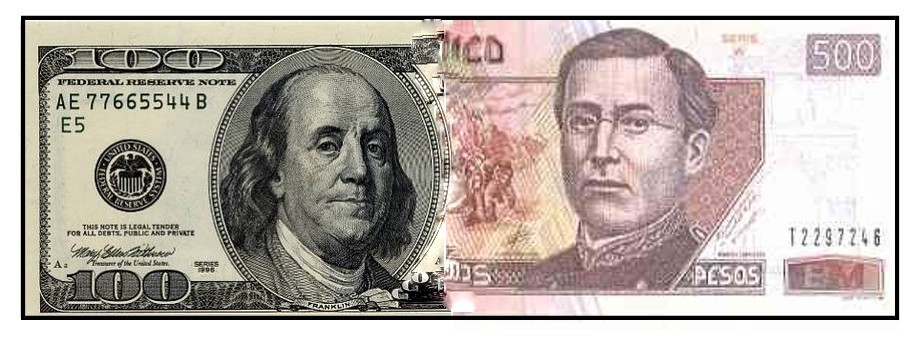 Forex Fx Trader Currency Market Graph Dollar Exchange Rate Pesos