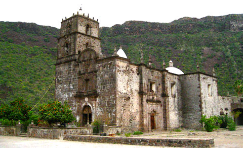 Church Baja