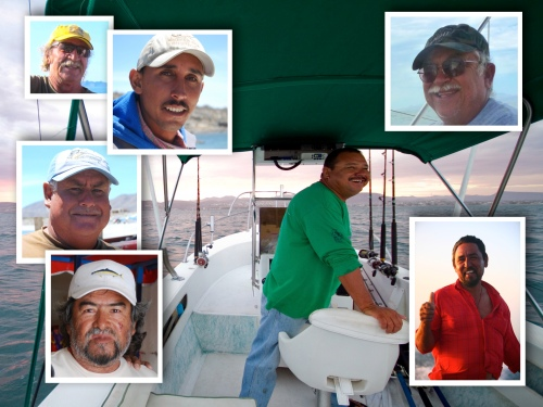 Captain collage